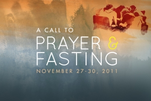 Visit the Prayer and Fasting Website