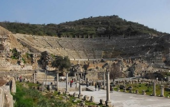 ephesus-grand-theatre - from Ephesus Breeze